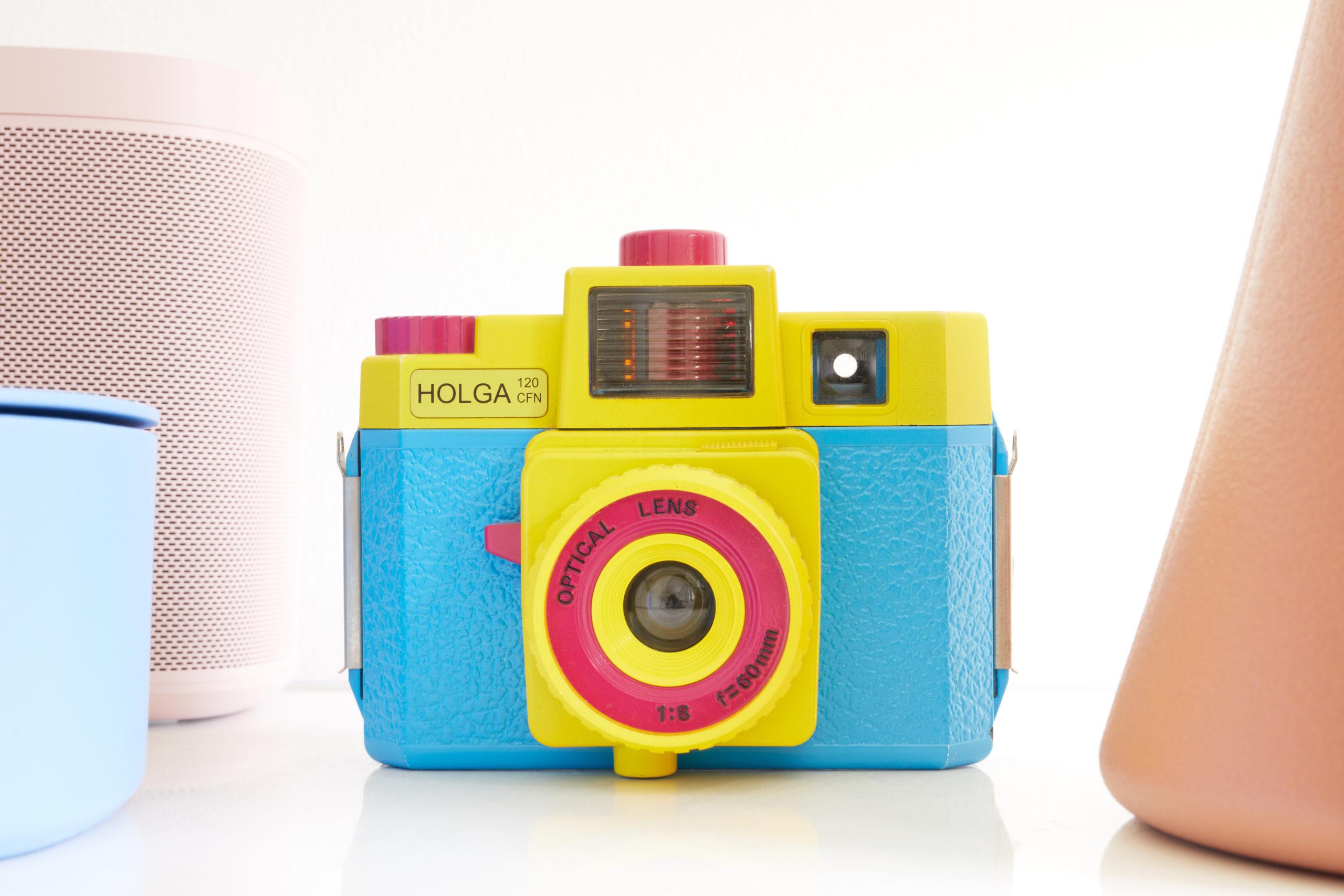 Holga Kamera Fotograf*in gesucht
